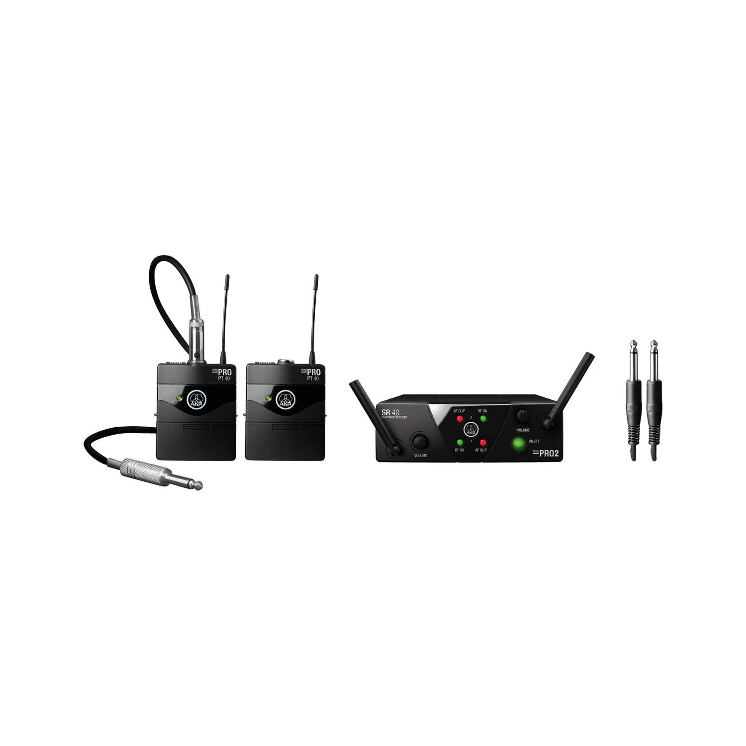 WMS 40 Mini 2 Instrument Set